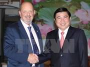 Promueven cooperación Ciudad Ho Chi Minh y estado de Oregon, EE. UU.