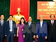 Premier vietnamita asiste a fiesta de gran unidad nacional