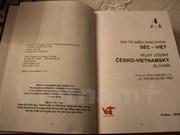 Presentan cuarto volumen del Gran Diccionario checo-vietnamita
