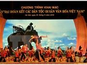 Inauguran Semana de Gran Unidad Nacional en Vietnam