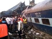 Vietnam envía condolencias a India por accidente ferroviario