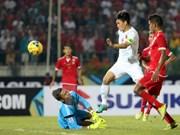 Vietnam se impuso 2-1 a Myanmar en el primer partido del AFF Suzuki Cup 2016
