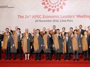 Alta expectativa en Vietnam como sede de APEC 2017