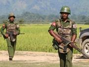 Continúan combates en norte de Myanmar