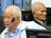Tribunal de Camboya mantiene cadena perpetua a exlíderes de Khmers Rojos