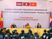 Premier vietnamita intervino en Cumbre de Triángulo de Desarrollo CLV