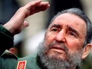 Vietnam declara un día de duelo por fallecimiento de Fidel Castro