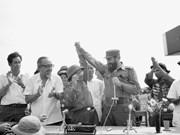 [Fotos] La visita histórica de Fidel Castro a Vietnam en 1973