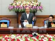 Premier insta a acelerar implementación de tareas de desarrollo socioeconómico 2017