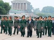 Mausoleo de Ho Chi Minh reabrirá mañana sus puertas al público