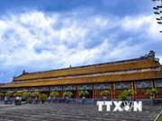 Visitan reliquias de ciudad imperial de Hue millones de turistas