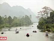 [Fotos] Pagoda Huong – un destino turístico atractivo en Hanoi