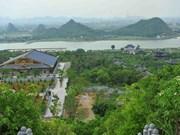 Trang An se jacta de valores naturales y culturales
