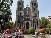 [Fotos] La Catedral de Hanoi: uno de los sitios religiosos más antiguos en la capital vietnamita