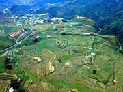 """Un viaje al """"techo de Indochina"""", una experiencia única en Lao Cai"""