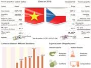 [Infografía] Las relaciones entre Vietnam y la República Checa se han desarrollado incesantemente