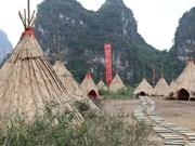 """Embajador turístico de Vietnam regresa a escenario de rodaje de """"Kong: Isla Calavera"""""""