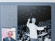 Exposición destaca fotos  ganadores de premios nacionales y Ho Chi Minh de VNA