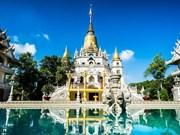 Una visita especial a la pagoda Buu Long en Ciudad Ho Chi Minh