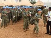 Vietnam activo en operaciones de paz de la ONU en África