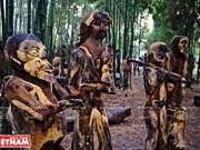 Las estatuas de madera de Tay Nguyen