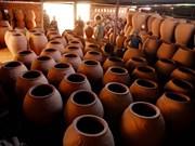 [Fotografía] La aldea de oficio tradicional de Dai Hung