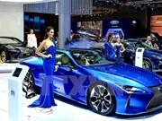 [Fotos] Presentan más de 80 modelos en Exposición de Automóviles de Vietnam 2017