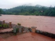 [Fotos] Inundaciones causan grandes pérdidas en Vietnam