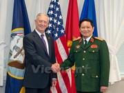 Ministro de Defensa de Vietnam visita Estados Unidos