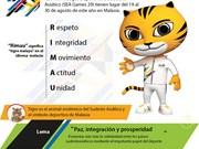 Rimau: Mascota de SEA Games 29