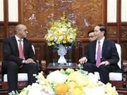 Vietnam y Cuba mantienen relaciones ejemplares, afirma presidente