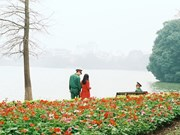 Fotos muestran la belleza de Hanoi