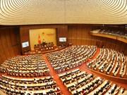 Inician cuarto período de sesiones de la Asamblea Nacional de Vietnam