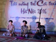 [Video] Vietnam preserva la arte musical tradicional de Ca Tru