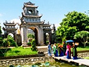[Video] Templo de la literatura de Xích Đằng – un símbolo cultural de Vietnam