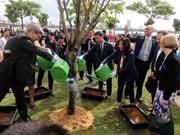 [Fotos] Abre sus puertas Parque del APEC en Da Nang