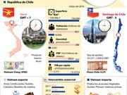 [Infografía] Asociación de amistad entre Vietnam y Chile