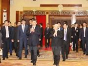 Banquete en saludo a la visita del secretario general del Partido Comunista y presidente de China, Xi Jinping