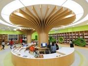Inauguran primera biblioteca a estándar internacional para niños en Vietnam