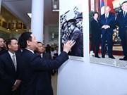 Exposición fotográfica resalta lazos duraderos Vietnam- Laos