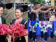 Peculiar tradición de etnia Cong en zona fronteriza vietnamita