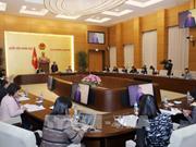 APPF 26: ocasión para transmitir imagen dinámica y responsable del Parlamento vietnamita