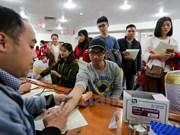[Fotos] Centenares de hanoienses donan sangre del tipo O