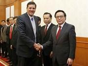 [Fotos] Departamentos de Relaciones Exteriores de Partidos Comunistas de Vietnam y Cuba robustecen cooperación