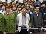 [Fotos] Anuncian hoy veredicto contra Trinh Xuan Thanh