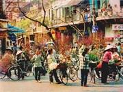 El Tet del tiempo pasado en Hanoi