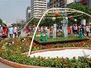 [Fotos] Abierta calle floral Nguyen Hue en Ciudad Ho Chi Minh en días festivos del Tet