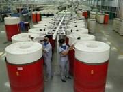 [Fotos] Empresa de tejeduría Phu Tho, punto relevante en esa industria vietnamita
