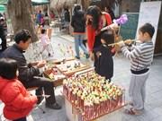 Extranjeros en Vietnam se insertan bien en la vida local