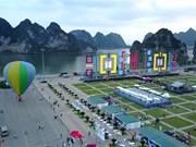[Fotos] Provincia vietnamita de Quang Ninh lista para apertura del Año Nacional del Turismo